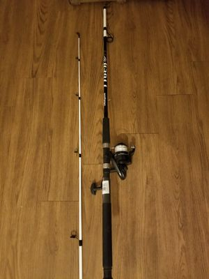 New never used Shakespeare tiger fishing rod for Sale in Austin, TX