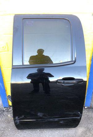 2017 Chevy Silverado rear driver door for Sale in Warren, MI