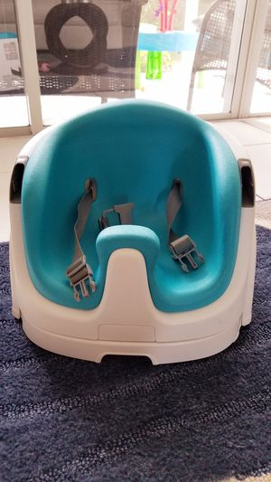 Baby Base 2-in-1 Seat - Cashmere - Booster Feeding Seat for Sale in Boca Raton, FL