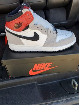 JORDAN RETRO 1 SMOKE GREY for Sale in Denver, CO