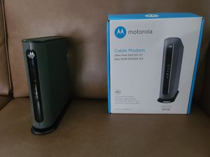 Motorola MB8600 Cable Modem for Sale in Chicago, IL