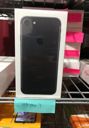 Iphone 7 for Sale in Baton Rouge, LA