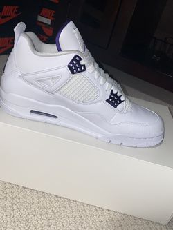 Air Jordan 4 'Metallic Purple' Sz 11 for Sale in Atlanta,  GA