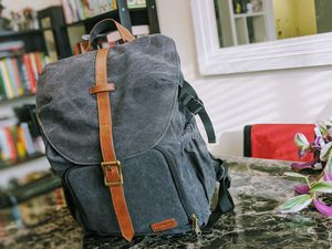 Camera Canvas Backpack for Sale in Silver Spring, MD