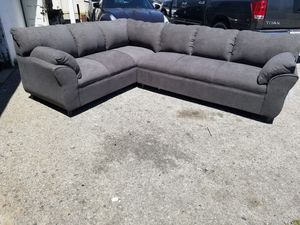 NEW 7X9FT ANNAPOLIS GRANITE FABBRIC SECTIONAL COUCHES for Sale in Chula Vista, CA
