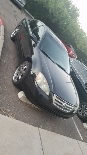 Nissan Altima 2.5s for Sale in Scottsdale, AZ