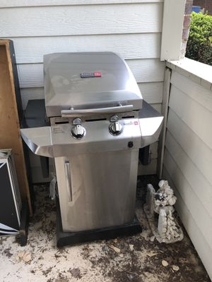 2 burner infrared grill for Sale in Leesburg, VA