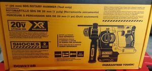 "Dewalt rotor hammer xr brushless ""tool only"" for Sale in Yuma, AZ"