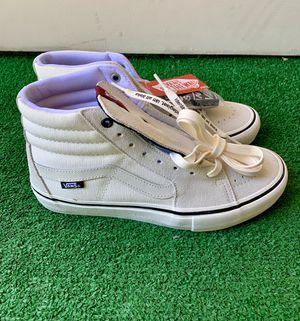 Vans Sk8-Hi Sour Solution Marshmallow Shoes for Sale in Fresno, CA