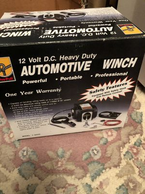 Automotive winch for Sale in Chicago, IL