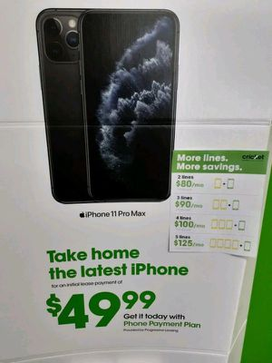 Huge iPhone Sale $49.99 for Sale in Plainwell, MI