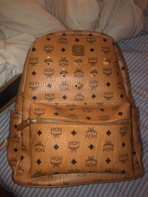 Mcm backpack for Sale in Tacoma, WA