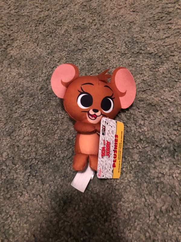 Tom and Jerry plush Game stop exclusive