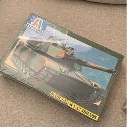 Abrams Tank Model Kit for Sale in Rancho Cordova,  CA