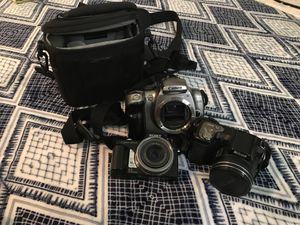 3 Digital camera bundle for Sale in Azusa, CA