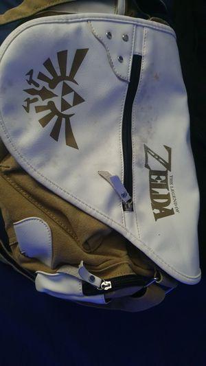 Messenger bag , bag, mochila, bolsa,The legend of Zelda, videogame, Bolsón. for Sale in Los Angeles, CA