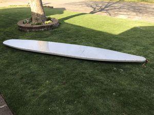 1940's paddleboard, longboard, all original balsa wood , classic for show or go for Sale in Rainier, WA