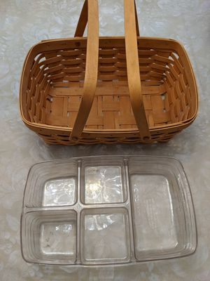 Longaberger basket for Sale in Las Vegas, NV