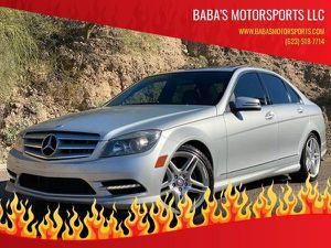 2011 Mercedes-Benz C300 4MATIC Luxury Sedan ★ EXCELLENT CONDITION for Sale in Phoenix, AZ