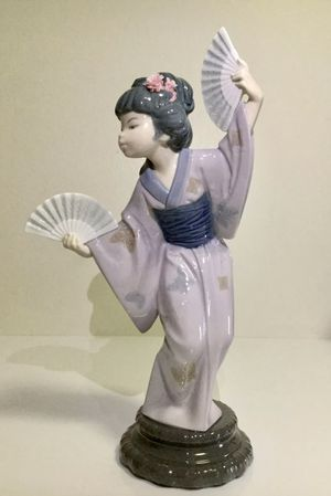 Lladro Geisha Figurine 4991, Mint for Sale in Brooklyn, NY