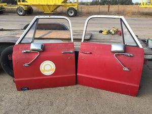 67-72 c10 pickup truck doors for Sale in Modesto, CA