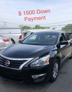 2015 Nissan Altima $ 1500 Down Payment for Sale in Nashville, TN