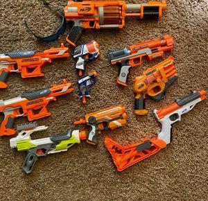 ***NERF GUNS*** for Sale in Corona, CA