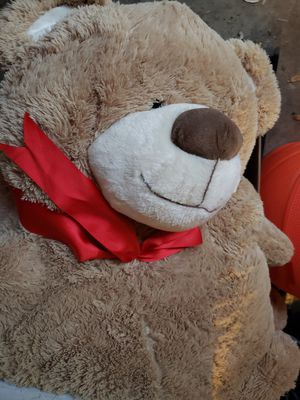 Two Giant 7ft Teddy bears for Sale in Hurst, TX