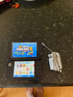 Nintendo 3Ds XL bundle (three games) for Sale in Fremont, CA