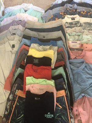 Lot- Mens Clothes for Sale in VLG WELLINGTN, FL