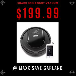 Shark ION Robot Vacuum for Sale in Garland, TX