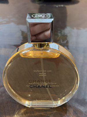 Chance Chanel Perfume 3.4oz for Sale in Moreno Valley, CA