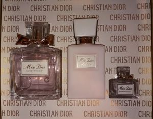 Christian Dior: Miss Dior Perfume set 50% off for Sale in Burien, WA