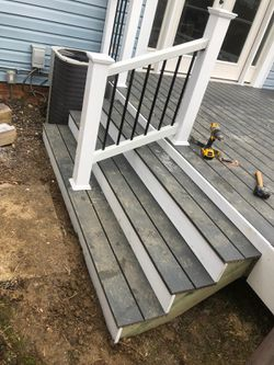 DECK DONE RIGHT for Sale in Fort Washington,  MD