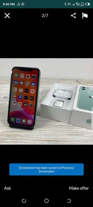 iPhone 11 pro for Sale in Phoenix, AZ