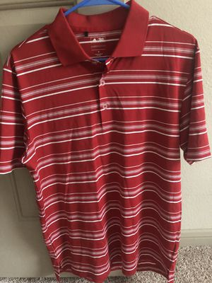 Adidas Polo T-shirt for Sale in Houston, TX