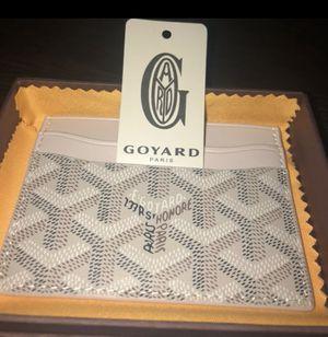 Goyard card holder for Sale in Washington, DC