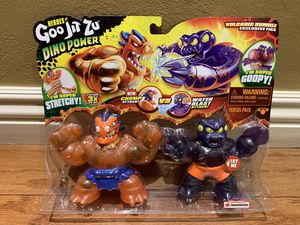 Heroes of Goo Jit Zu Redback Spider VS Blazagon Dragon 2-Pack for Sale in Anaheim, CA