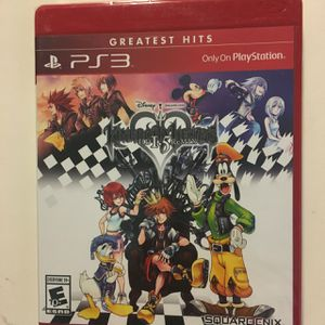 New Sealed Kingdom Hearts 1.5 HD Remix Playstation 3 PS3 Video Game for Sale in Queens, NY