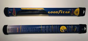 """18"""" Goodyear Windshield Wiper Blades (2) for Sale in Carlsbad, CA"""