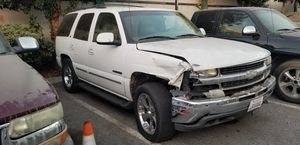 2001 chevy tahoe awd 5.3L for Sale in San Jose, CA