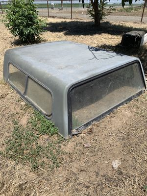 Camper shell for Sale in Lindsay, CA