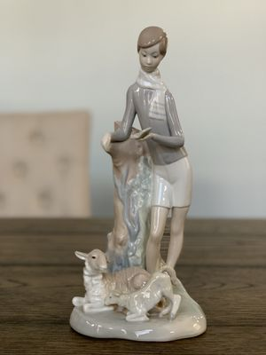 Lladró - The boy in the forest for Sale in Rockville, MD