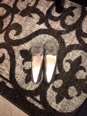 Kenneth Cole glitter flat shoes for Sale in Hazelwood, MO