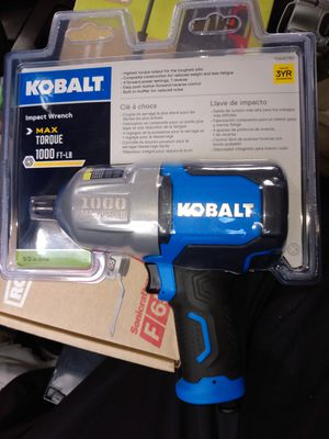 Kobalt Impact drill for Sale in San Jose, CA