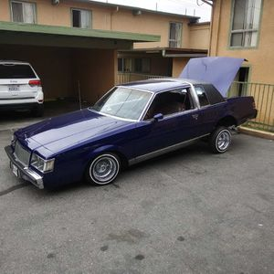 84 Buick Regal for Sale in Glendora, CA