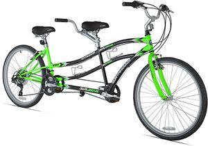 Northwoods Tandem Dual Driving 2 Person Bike for Sale in Hayward, CA