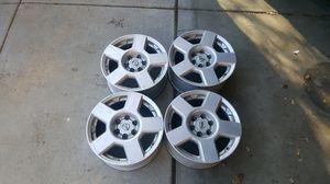 "16"" Nissan Xterra Frontier alloy wheels rims 6-lug 6x4.5 6x114.3 OEM factory original stock no tires for Sale in Commerce City, CO"