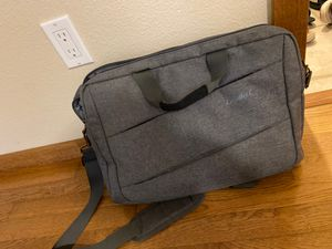 17.3 inch laptop messenger bag ( water resistant ) for Sale in Tacoma, WA