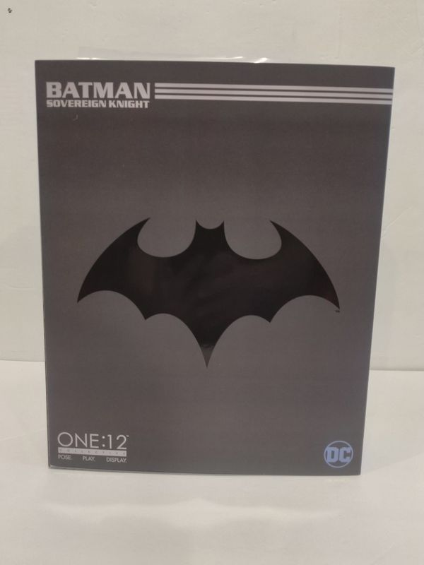 Mezco Toys One: 12 Collective: DC Batman Sovereign Knight Action Figure